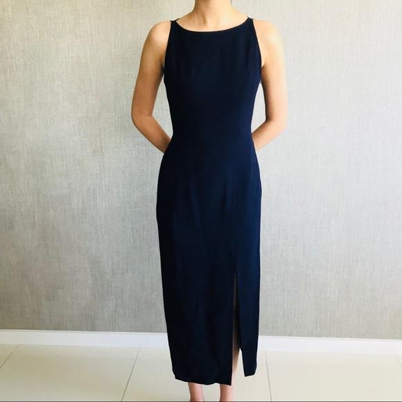 Calf Length Formal Dresses